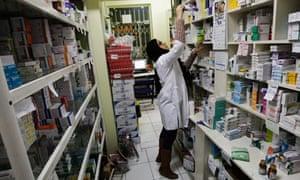 Pharmacy in Iran