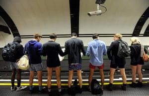 No Pants Day: No Pants Day 2013