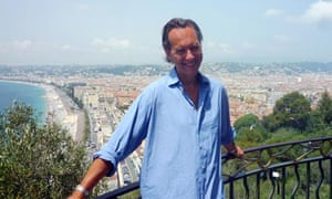 Richard E Grant in Riviera: A History in Pictures
