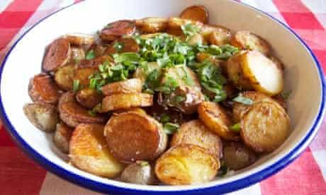 Felicity's perfect sauteed potatoes