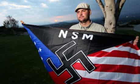 Jeff Hall white supremacist