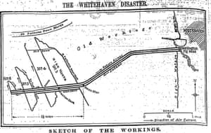 Guardian Graphic history: 1910 Whitehaven disaster