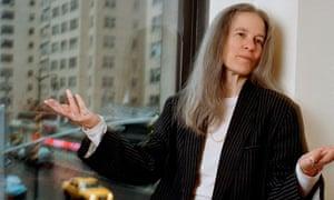 Poet Sharon Olds