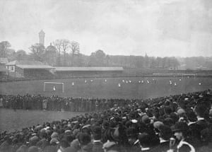 FA 150 years old: 5 Early Cup Final