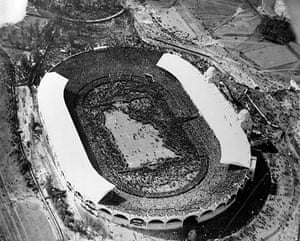 FA 150 years old: 8 Wembley Stadium
