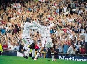 FA 150 years old: 27 David Beckham