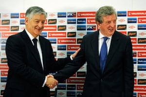 FA 150 years old: 29 Roy Hodgson press conference