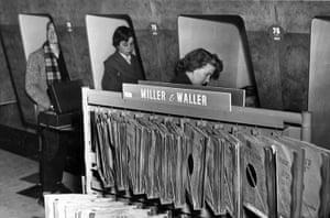 HMV history in pics : HMV history in pics