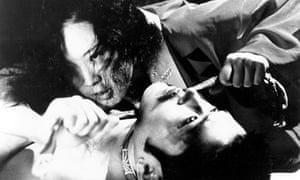 Nagisa Oshima's In the Realm of the Senses