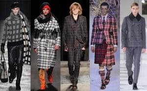 Milan Menswear: : Milan Menswear: Top 10 trends – in pictures