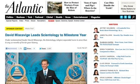 What is Scientology, why does it have the word