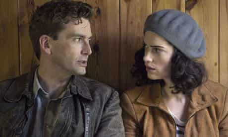 David Tennant and Janet Montgomery in Spies of Warsaw
