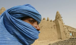 Tuareg in Timbuktu