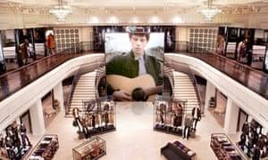 Burberry's Regent St Store