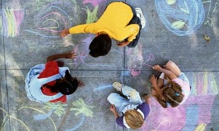 community engagement children