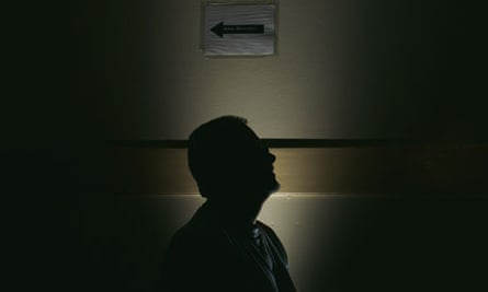 An inmate at HMP Whatton, Nottinghamshire