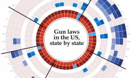 Gun laws interactive