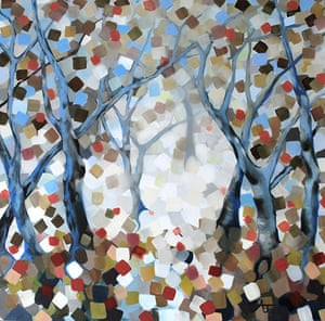 Share Your Art: Painting by Alison Jardine