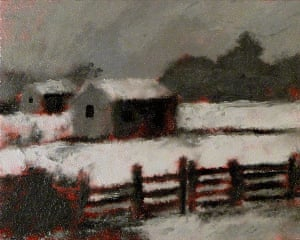 Share Your Art: Winter by Theodor Algut