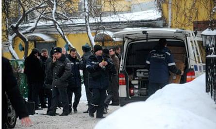aslan usoyan crime scene moscow