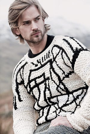 Men's Knitwear: nine different looks - in pictures