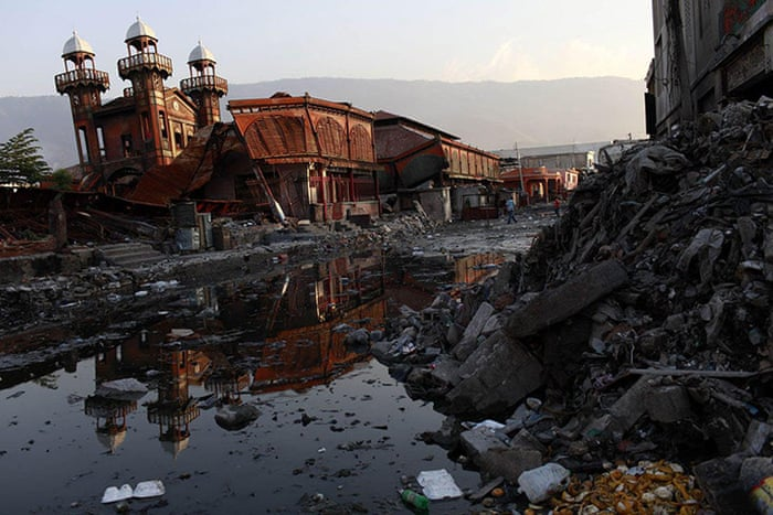 Haiti 2010 earthquake: then and now – in pictures | Global development | The Guardian