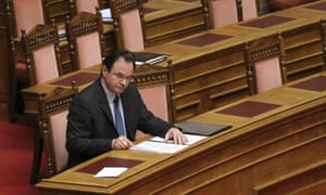 Greece's former finance minister George Papaconstantinou will face an inquiry into his handling of the Lagarde list.
