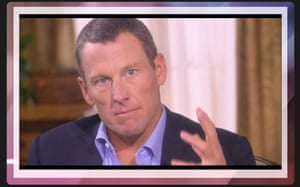 Lance Armstrong i/v: Lance Armstrong's confession - in pictures