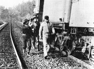 Ten Best: The Great Train Robbery