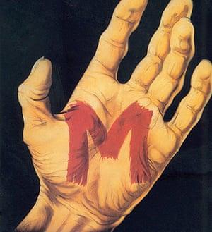 Ten Best: 'M (aka M - Eine Stadt Sucht Einen Morder)' film - 1931