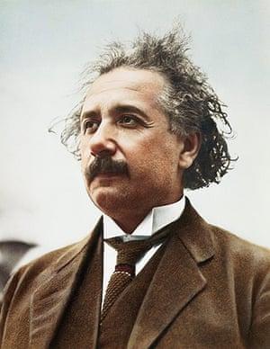 Rest is Noise: Albert Einstein