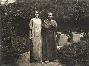 Rest is Noise: Gustav Klimt and Emilie Floege