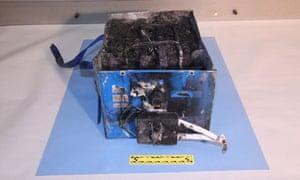 Dreamliner battery