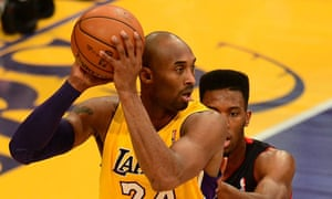 Norris Cole, Kobe Bryant