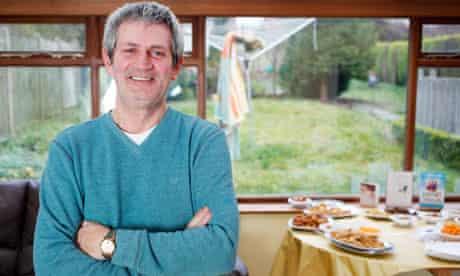 Alexander Robertson, lottery winner in Corby