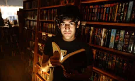 Aaron Swartz in 2008