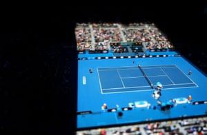 20 Photos: ***BESTPIX*** Off Court At The 2013 Australian Open