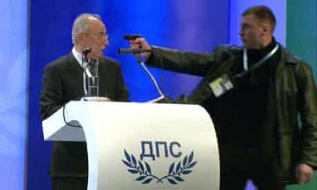 gas pistol bulgaria dogan