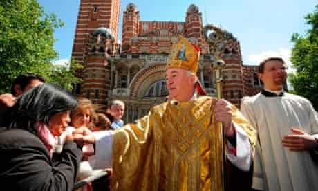 Vincent Nichols, archbishop of Westminster