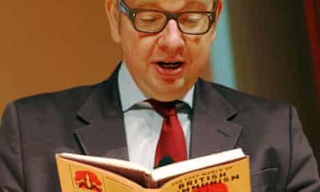 Michael Gove, The Lost World of British Communism
