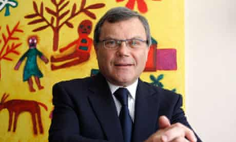 Sir Martin Sorrell, Ceo of WPP Group