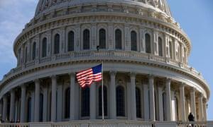 The Capitol building, Washington