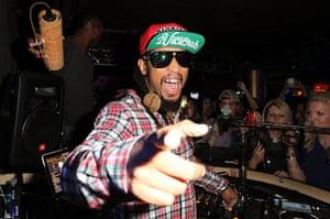 Football: Lil Jon performs at the Lil Jon Birthday Party in Park City, Utah