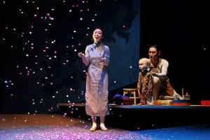 Week in music: The bilingual opera Cho Cho at National Theatre of China in Beijing, China
