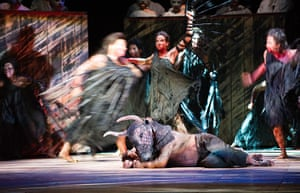 Week in music: John Tomlinson in The Minotaur at the Royal Opera House