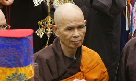 Zen Master Thich Nhat Hanh Only Love Can Save Us From Climate