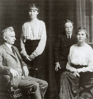 Family Secrets: Reginald Langdon-Down with his children