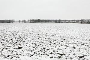 readers snow pix: Field