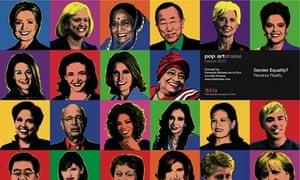 Davos gender equality – reversed