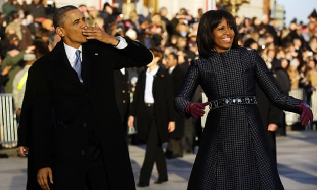 Barack Obamas Second Term Inauguration Day As It Happened World